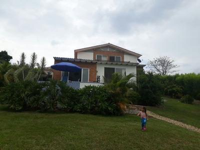 Espectacular Casa Campestre En Condominio