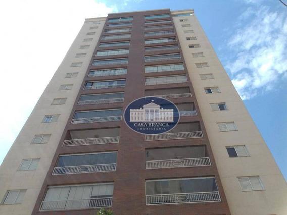 Apartamento Residencial À Venda, Centro, Araçatuba. - Ap0634