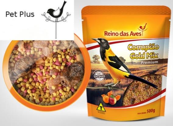 Corrupião Gold Mix - Reino Das Aves 500g