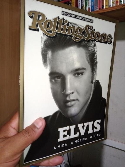Revista Rolling Stone Edição De Colecionador.- Frete Grátis