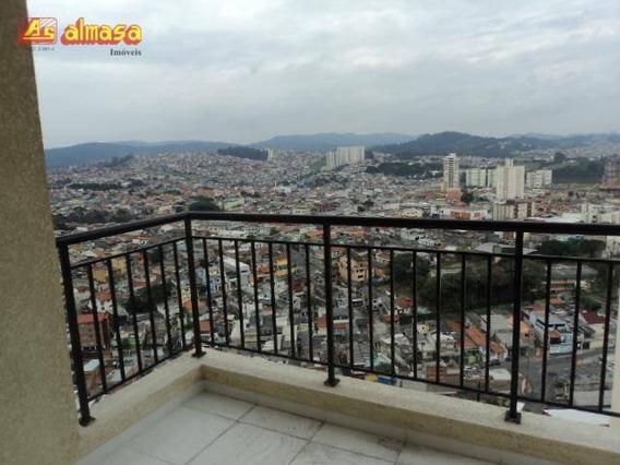 Apartamento Com 3 Dormitórios À Venda, 76 M² Por R$ 365.000,00 - Vila Galvão - Guarulhos/sp - Ap0433