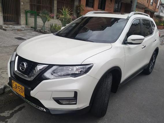 Nissan X-trail Xtrail 2wd Cuero Nueva Generacuon 2018