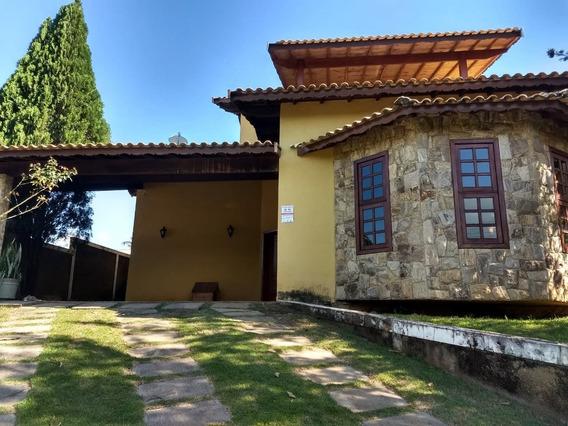 Casa Com 03 Suítes Em Águas De São Pedro-sp - 169