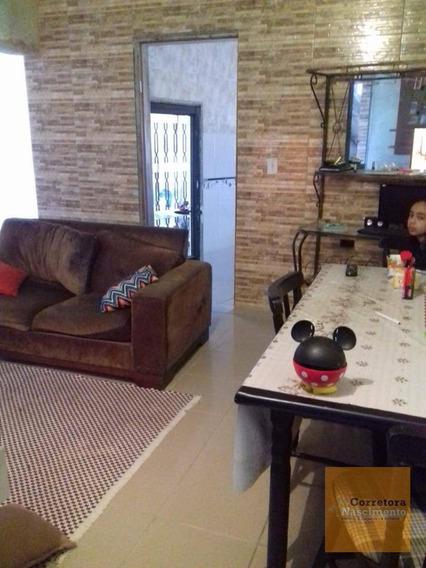 Casa Com 2 Dormitórios À Venda Por R$ 150.000,00 - Cidade Salvador - Jacareí/sp - Ca1398