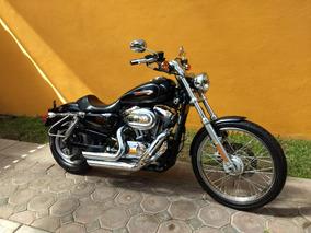 Harley Davidson Sportster 1200 Xl Custom Skull 2009 Equipada