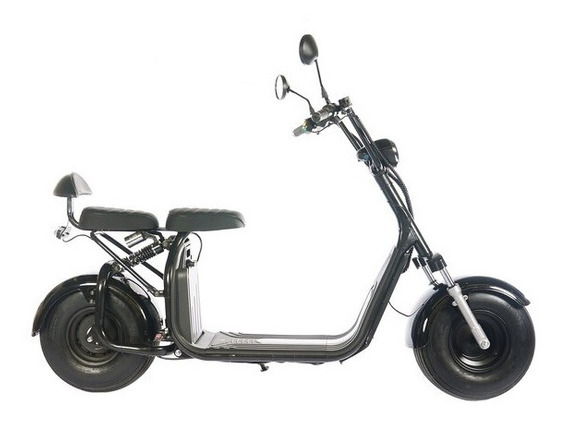 Scooter Elétrica Citycoco- Modelo Hr2 De 1.500w