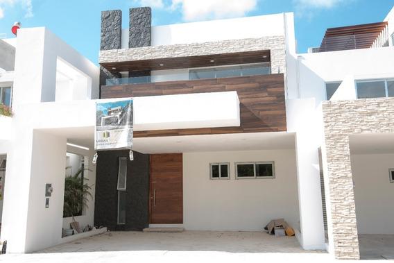 Hermosa Residencia En Venta En Cancún