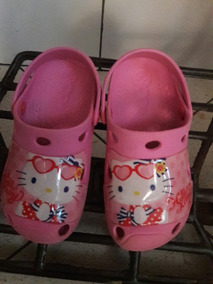 Crocs Hello Kitty Num 20 21