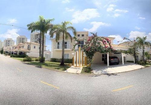 Casa À Venda, 470 M² Por R$ 2.500.000,00 - Alphaville - Santana De Parnaíba/sp - Ca2580