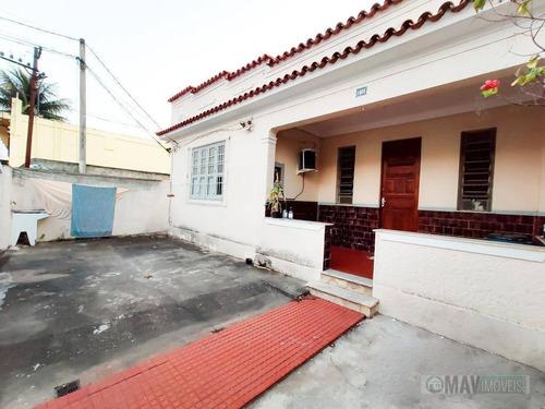 Imagem 1 de 27 de 4 Casas Em Terreno De 450m² À Venda Por R$ 850.000 - Bento Ribeiro - Rio De Janeiro/rj - Ca0504