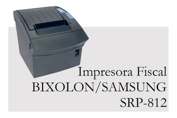 Impresora Fiscal Bixolon 812 + Dispositivo Preventa