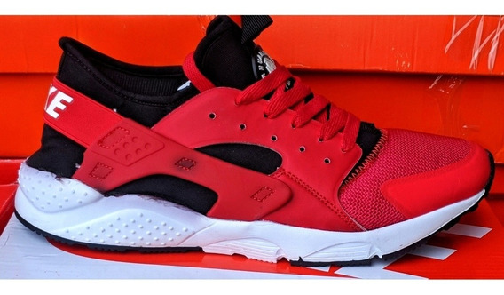 Zapatos Nike Hurache Rojos Tallas 40 41 (20$)
