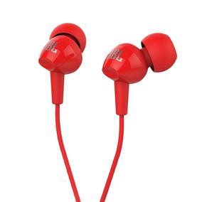 Jbl C100si 3,5 Milímetros Wired In-ear Fones De Ouvido