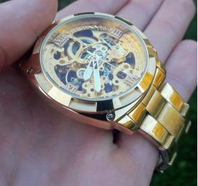 Não Fique Aí Parado! Relógio Original Ouro 18k