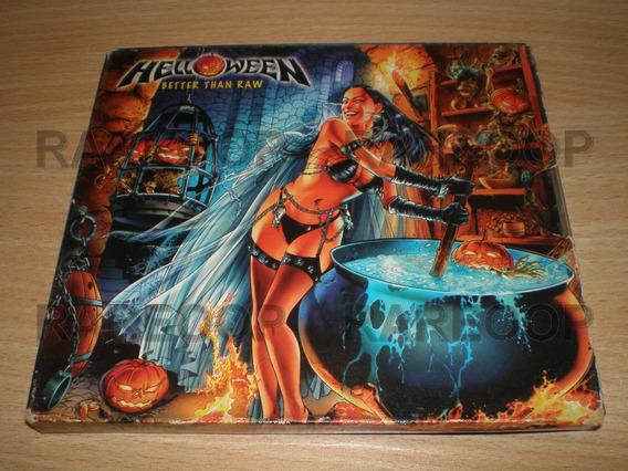 Helloween Better Than Raw (cd) (england) E2