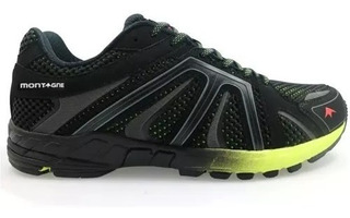 Zapatillas Montagne Pikes Hombre Running