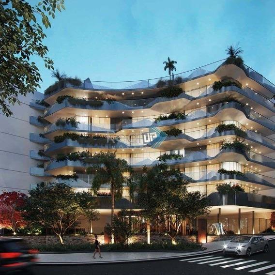 Lançamento Apartamento Garden 2 Quartos No Leblon - 15540