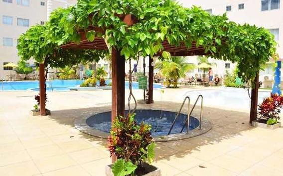 Apartamento Caldas Novas/go - Encontro Das Águas Resort