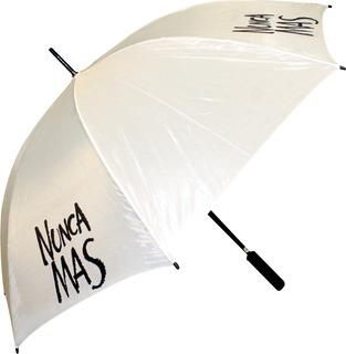 6 Paraguas Gigantes Reforzados Personalizados Con Tu Logo Estampado Full Color Excelente Calidad