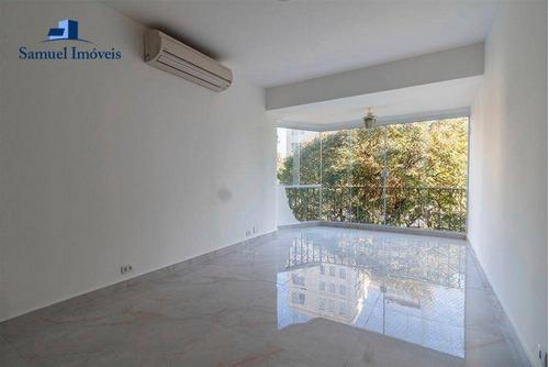 Imagem 1 de 23 de Apartamento Com 3 Dormitórios Para Alugar, 110 M² Por R$ 5.400,00/mês - Jardim Paulista - São Paulo/sp - Ap3517