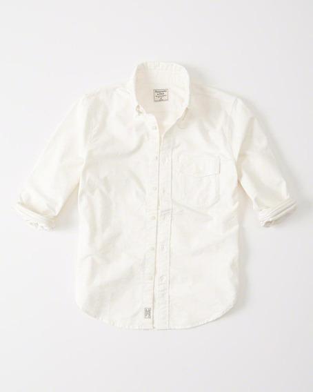 Camisa Abercrombie Original - Talla M