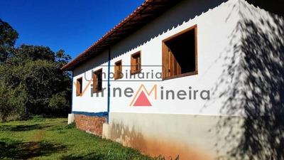 Chácara Para Venda Em Rio Manso, Rio Manso, 4 Dormitórios, 1 Suíte, 3 Banheiros - 70139