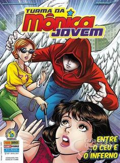 Revista Hq Mangá - Turma Da Mônica Jovem 2ª Série - N° 5