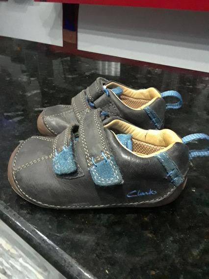 Zapatos Clarks Originales Para Bebe Talla 3meses