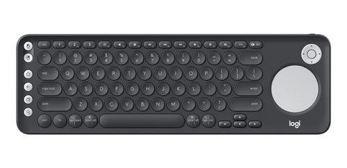 Teclado Logitech K600 Tv Inalambrico Con Touchpad Integrado