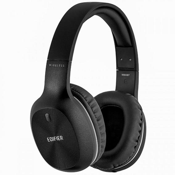 Fone Bluetooth Edifier W800bt Headphone Sem Fio Bateria 75h
