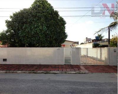 Casa Em Cidade Satélite - Ca0005