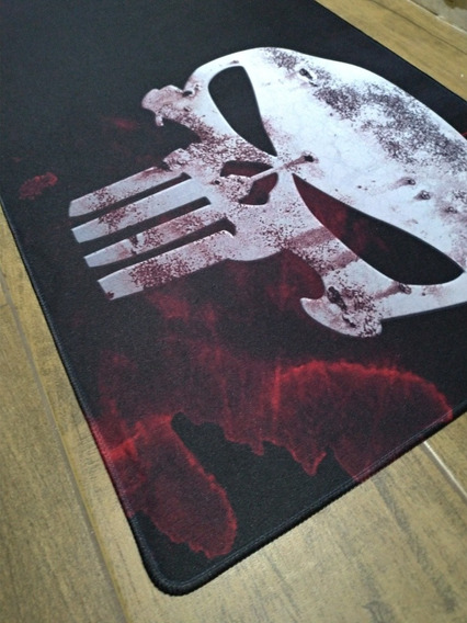 Mousepad Punisher Extra Grande 90x40 - Punisher - Gamer