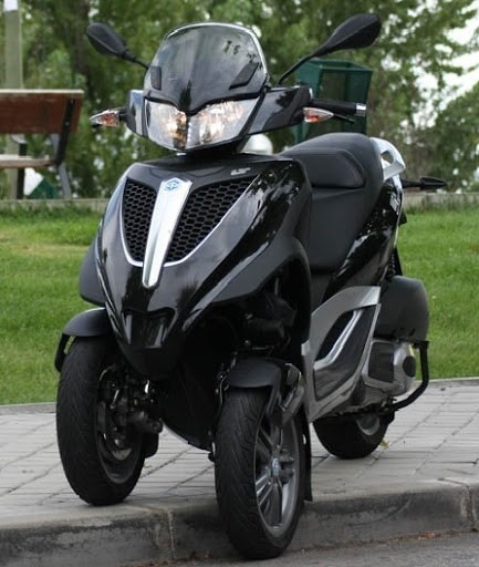 Piaggio Mp3 300 Yourban Okm Color Negro