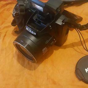 Nikon P 500 Super Zoom 36x Semi Profissional