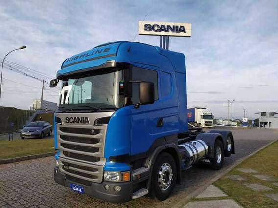 Scania R 440 Highline, 6x2, 2017 Scania Seminovos Pr