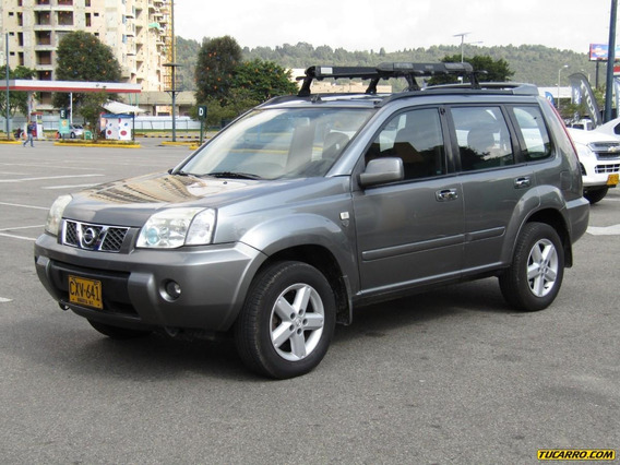 Nissan X-trail At 2500cc Aa 4x4x Ct