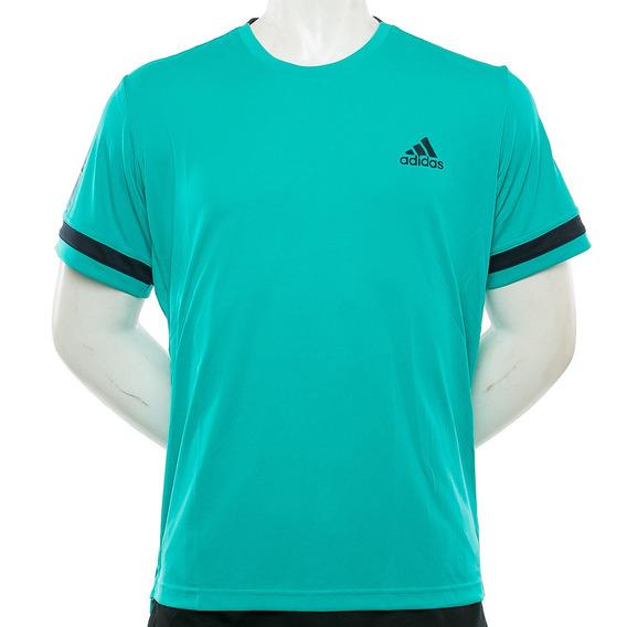 Remera Club 3str Verde adidas Sport 78 Tienda Oficial