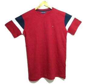 Camisa Camiseta Tommy Hilfiger Basica