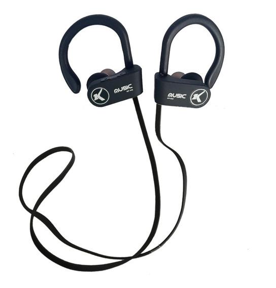 Fone Ouvido Esportivo Bluetooth Sport Sem Fio Promoção Novo