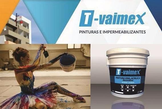 T-vaimex Pinturas Vinilicas E Impermeabilizantes