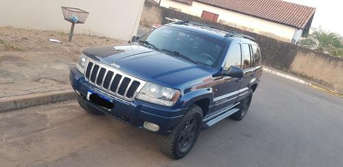 Imagem 1 de 8 de Jeep Grand Cherokee Laredo 4.0 4x4 2000 30mil Reais