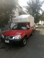 Renta Camionetas De Carga Con Chofer Np300 Fletes