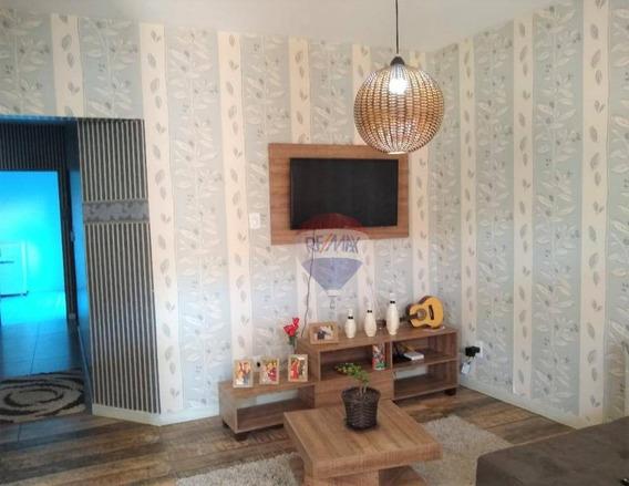 Casa Com 2 Dormitórios À Venda, 89 M² Por R$ 280.000 - Jardim Itamarati - Botucatu/sp - Ca0711