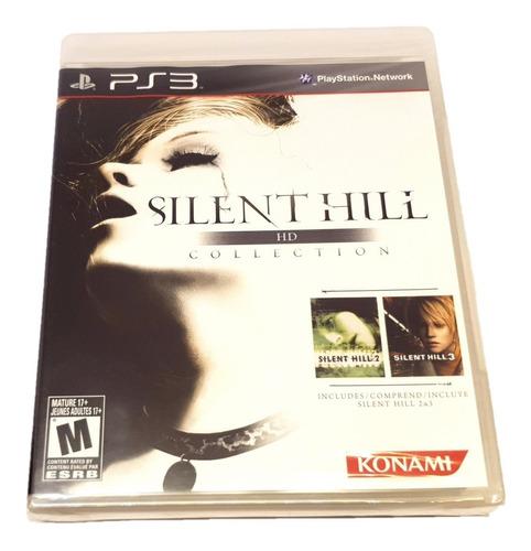 Silent Hill Hd Collection - Ps3 (mídia Física, Lacrado)