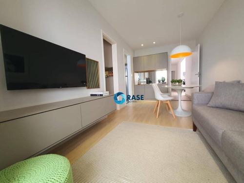 Apartamento À Venda, 41 M² Por R$ 333.000,00 - Vila Andrade - São Paulo/sp - Ap8032