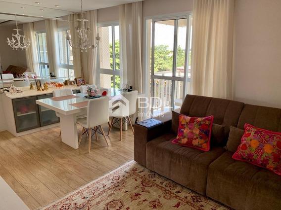 Apartamento À Venda Em Mansões Santo Antônio - Ap002973
