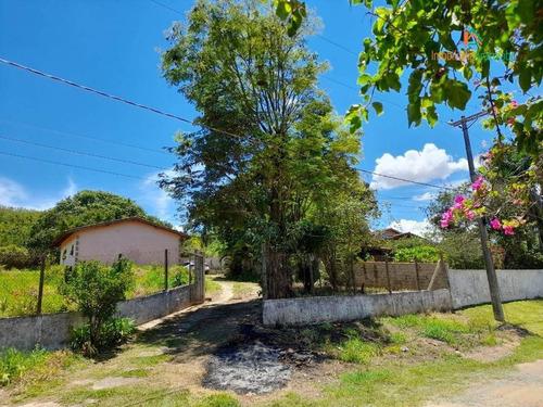 Chácara, 1008 M² - Venda Por R$ 275.000,00 Ou Aluguel Por R$ 0,00/mês - Monte Bianco - Araçoiaba Da Serra/sp - Ch0223