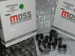 Taquetes Chevrolet Aveo1.6/optra Limited (ccs)moss 45vd(8u)