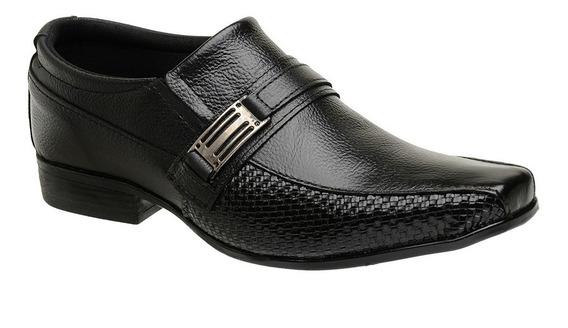 Sapato Masculino Social Couro Legitimo Di Stefani - 906