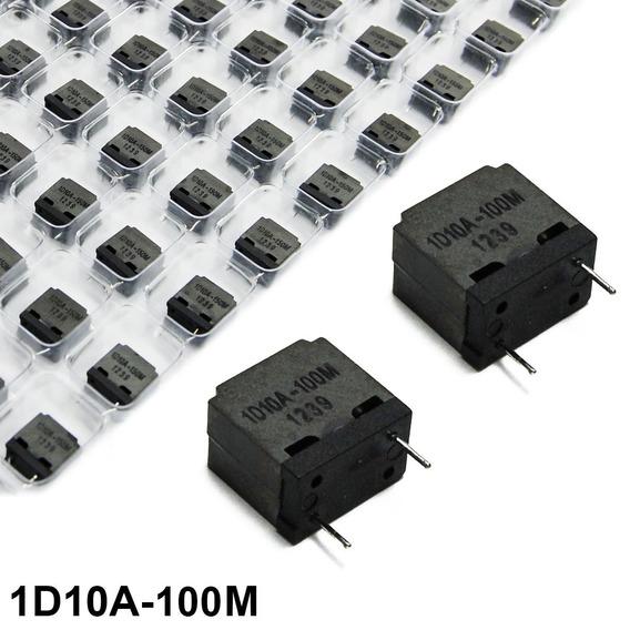 Kit 45 Indutores Fixo Amplificador Áudio Classe D 1d10a-100m